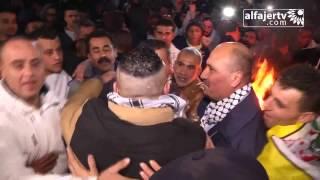 الاحتلال يفرج عن الاسير أدهم عازم من مخيم طولكرم بعد 12 عاماً من الإعتقال