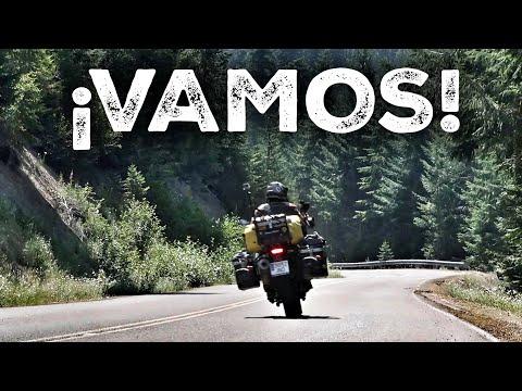 De Seattle a Portland - El mantenimiento de la moto en un viaje | Vlog #111