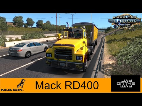 Mack RD400 1.36