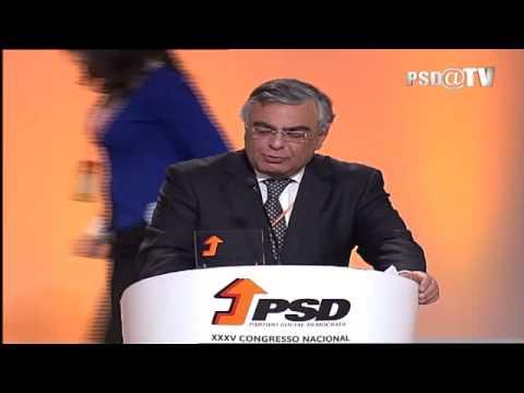 XXXV Congresso PSD - Intervenção de José Matos Rosa