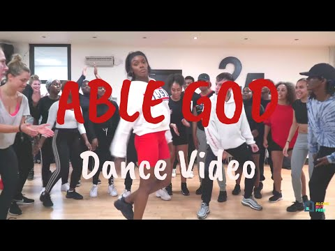 CHINKO EKUN - ABLE GOD FT LIL KESH X ZLATAN IBILE [DANCE CLASS]