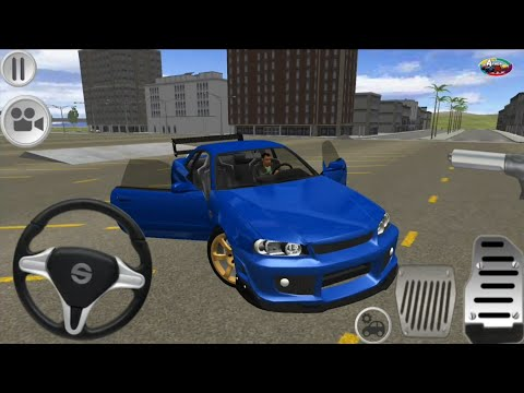 Direksiyonlu Araba Oyunu // Modified Drift Simulator Android Gameplay FHD