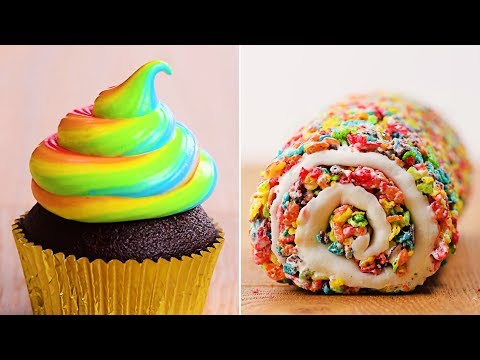 Best Recipes for JULY | Cakes, Cupcakes and More Yummy Dessert Recipes by So Yummy