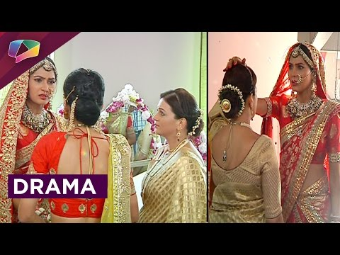Meghna Doesn't Want Naina To Get Married | Swabhim