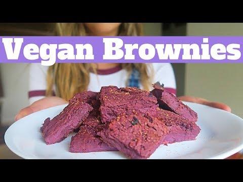 VEGAN BROWNIES - FOR WEIGHT LOSS