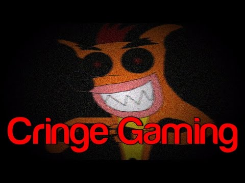 Crash Bandicoot.exe | Cringe Gaming: Episode 7 | Spooky Edition