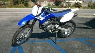 5. 2013 Yamaha TT-R125LE For Sale