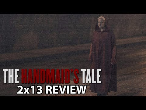 The Handmaid's Tale Season 2 Episode 13 'The Word' Finale Review/Discussion