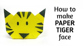Learn how to make a simple and easy origami paper tiger.For more Origami / Paper Folding Craft Ideas, Videos & Tutorials, SUBSCRIBE to : http://www.youtube.com/CraftAndArtSchoolConnect with us on :FACEBOOK - https://www.facebook.com/CraftAndArtSchoolPINTEREST - http://www.pinterest.com/DIYCraftAndArtINSTAGRAM - http://www.instagram.com/craftandartschoolMusic by :Where I am From by Topher Mohr and Alex Elena.Downloaded from Youtube Audio library.