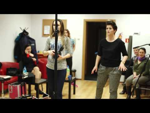 Sesja zdjęciowa Miast Kobiet - Kafka Jaworska - backstage