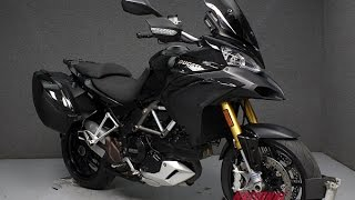 5. 2010  DUCATI  MTS1200S MULTISTRADA 1200 S TOURER  - National Powersports Distributors