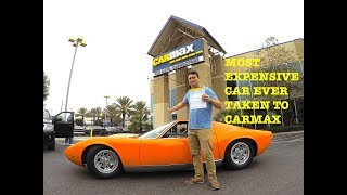 Video I TOOK THE $3,000,000 LAMBO TO CARMAX! They offered me...... MP3, 3GP, MP4, WEBM, AVI, FLV Februari 2018