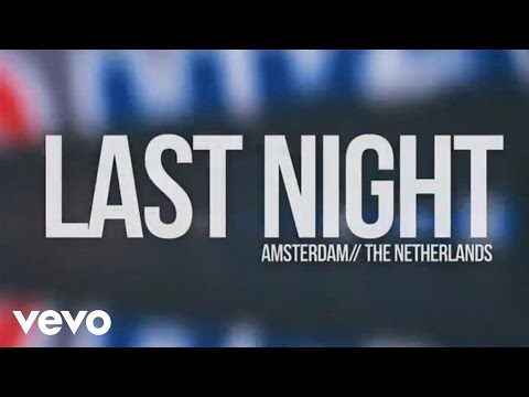 Pitbull - Last Night (The Global Warming Listening Party) ft. Havana Brown, Afrojack