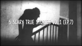 Terrifying Tuesdays: 5 Scary TRUE Stories - The Silhouettes
