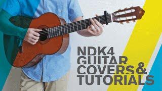 Guitar Cover: Suara Pikiranku - Noah