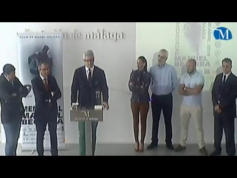 Presentación del 7º Memorial Manuel Becerra de Rugby