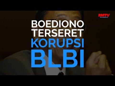 Boediono Terseret Korupsi BLBI