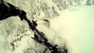 4. Ski-Doo Summit 600 E-tec - Dec 24, 2012