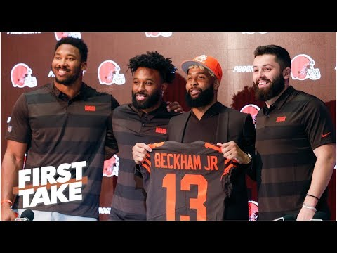 Video: Can the Cleveland Browns live up to the hype? | First Take