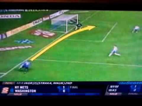 Roberto Carlos gol increible