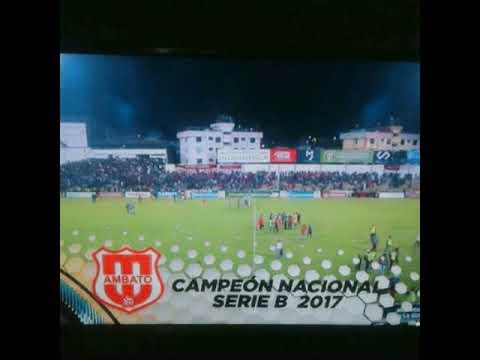 Tecnico Universitario 4 Liga de Portoviejo 3!! RELATOS EMOCIONANTES RADIO CARACOL AMBATO  ❤ - Furia Roja - Técnico Universitario