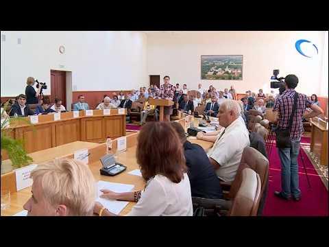 В новгородской мэрии вновь обсудили ликвидацию воскресного потопа