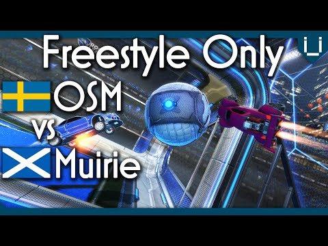 Freestyle Only 1v1   Pulse Muirie vs OSM