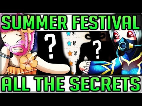 New Unmissable Armor/Layered/Weapons/Event Quests - SUMMER FESTIVAL OVERVIEW - Monster Hunter World!