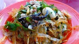 Banh Trang Tron - Rice Paper Salad