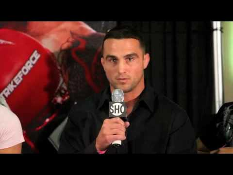 Cung Le and Scott Smith Talk Strikeforce Rematch