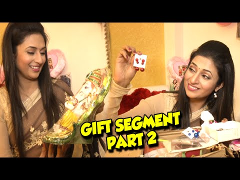 Exclusive: Divyanka Tripathi Overwhelmed by Gifts