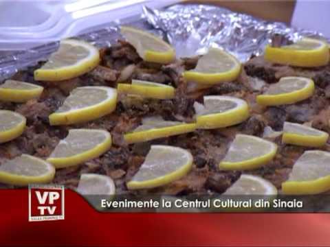Evenimente la Centrul Cultural din Sinaia
