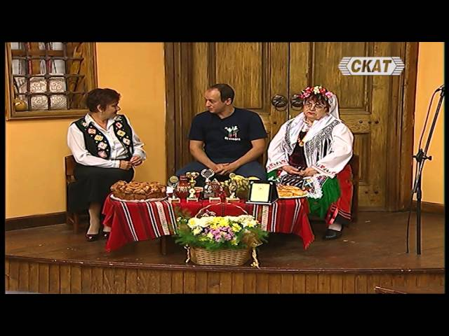 """Участие на ансамбъл """"ОТ ИЗВОРА"""" в предаването от българско по българско по тв.СКАТ"""