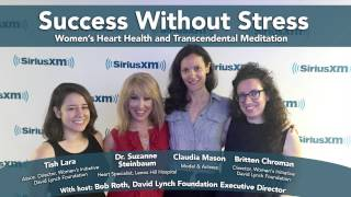 Success Without Stress Women's Heart Health and Transcendental Meditation