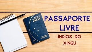 Video Passaporte Livre - Índios do Xingu - Feliz Dia do Índio! MP3, 3GP, MP4, WEBM, AVI, FLV Juli 2018