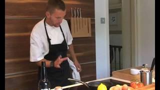 Chef Masterclass: Michelin-starred Alan Murchison demos duck confit