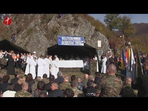Molitveni dan za Domovinu na Bobovcu 2017.