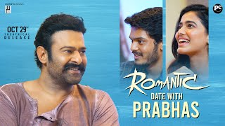 Romantic Date with Darling Prabhas | Romantic Releasing on October 29th