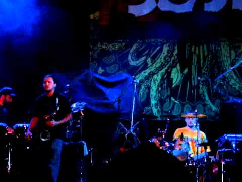 SOJA at The House of Blues 4/21/11