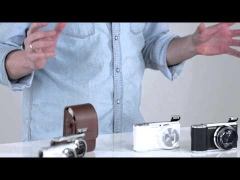 Samsung WB1100F compact camera