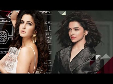 Katrina Kaif's Diplomatic Answer On Deepika Padukone