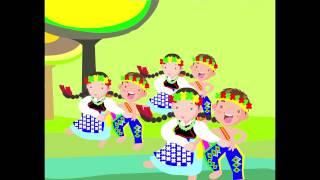 歌謠篇 南王卑南語 05trakubakuban 青少年組歌謠之一-童謠
