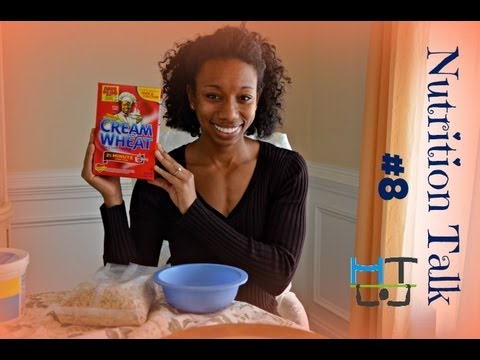 Nutrition Talk #8: MarC's Ultimate Bowl Of Cream Of Wheat! MUST WATCH