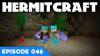 Hermitcraft V 046 | ABBA CAVING w/ WELSKNIGHT | A Minecraft Let's Play