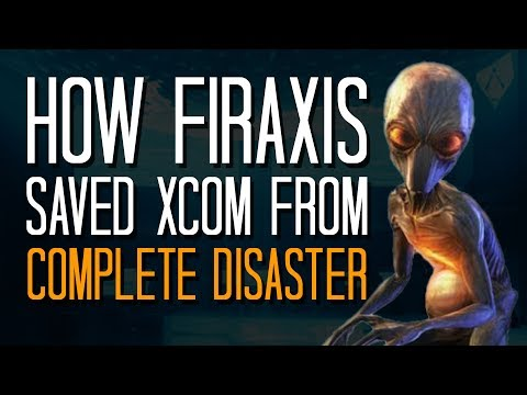 How Firaxis saved XCOM from complete