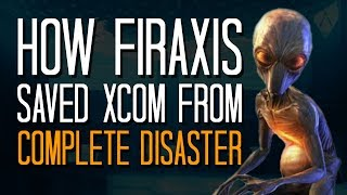 How Firaxis saved XCOM from complete disaster - Here's A Thing
