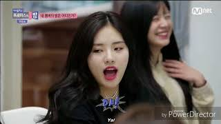 Fromis_9 cute and funny moment #1