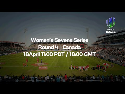 Women's Sevens Series Round 4 – Canada, day 1