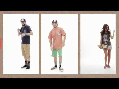 Vídeo Look - Verão 2014