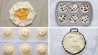 6 Pies You Can Make Without a Pie Pan by Tasty